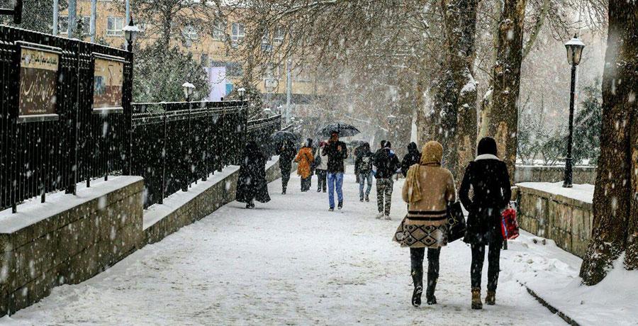 زمستان بهترین زمان ورزش های زمستانی در همدان