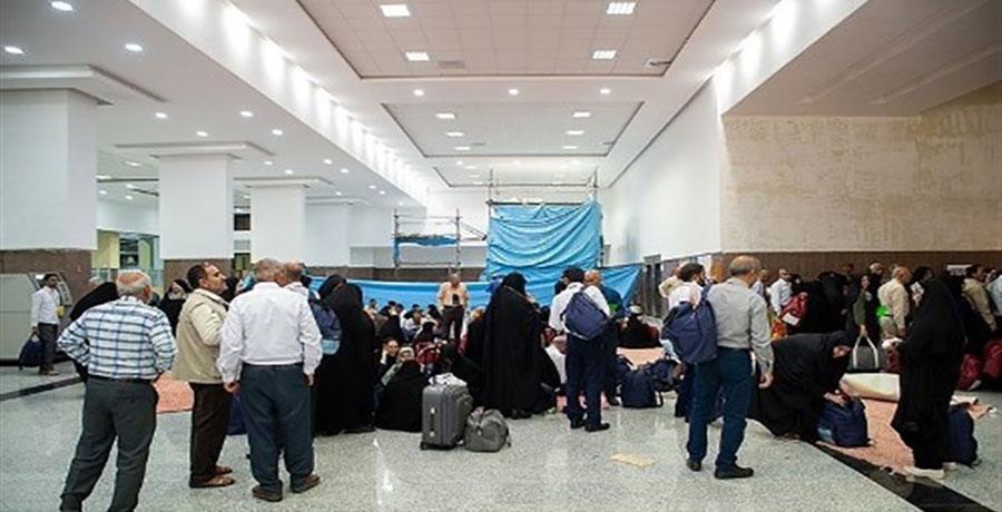 ترمنیال فرودگاه اردبیل