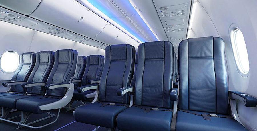 صندلی های بوئینگ 737