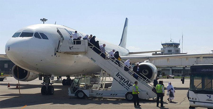 شرکت های هواپیمایی فرودگاه بین المللی اردبیل