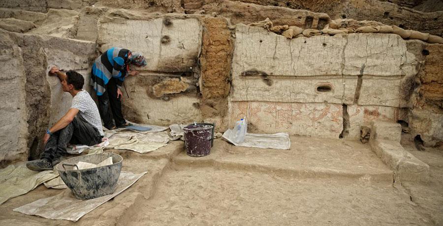 تمدن چتل هویوک در ترکیه