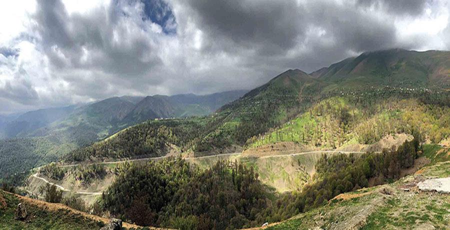روستای گیلوان، بهترین مقصد سفر برای گردشگری در خرداد ماه