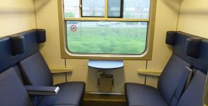 صندلی قطار نسیم