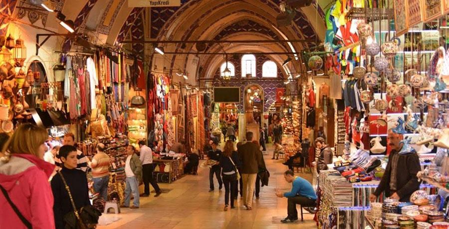 عکس بازار استانبول برای خرید