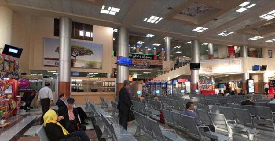 برنامه فصلی فرودگاه یزد