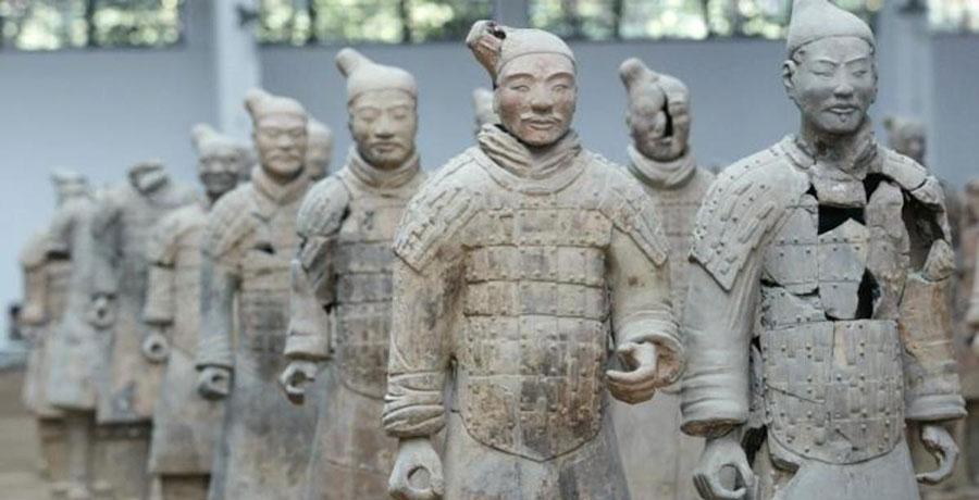 تمدن باستانی چین