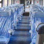 قطار ارم قم تهران