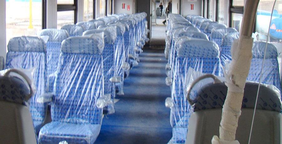 قطار ازم بهترین قطار حومه ای