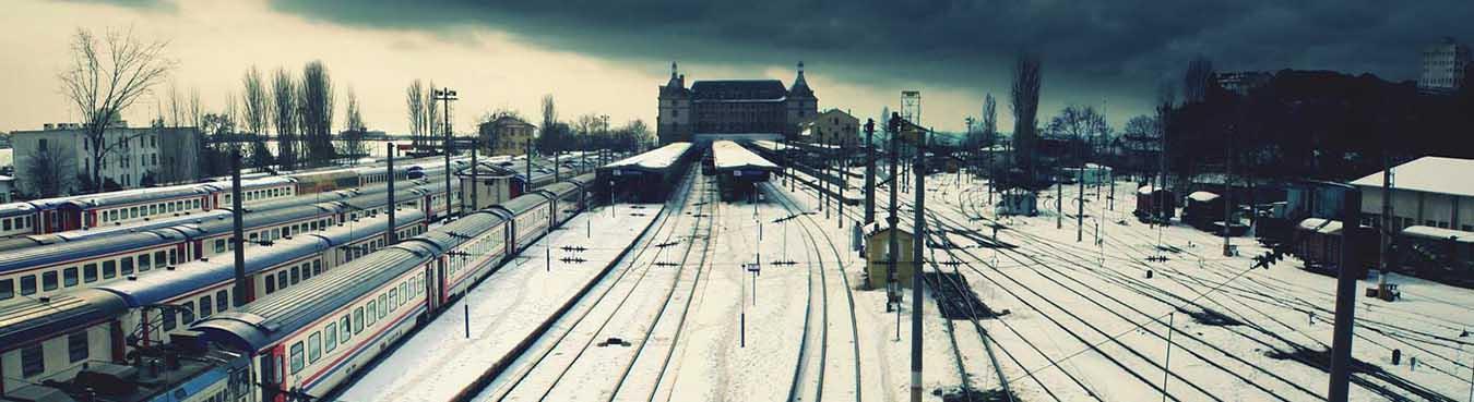 ایستگاه قطار شیراز