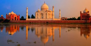 نمایی از هند، دهلی جاذبه گردشگری