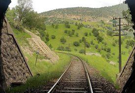 قطار زاگرس تهران مراغه