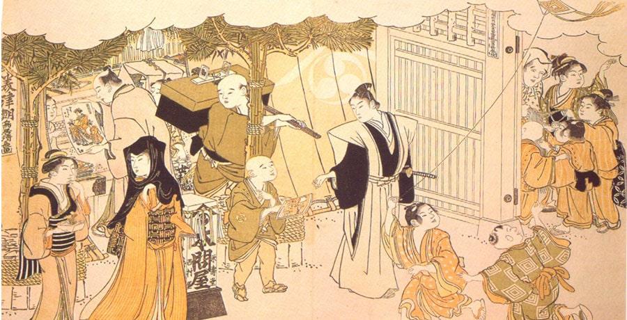 ژاپن یکی از قدیمی ترین تمدن های دنیاست