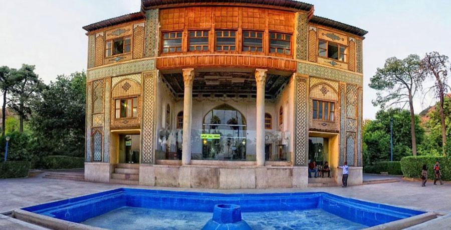امکانات رفاهی شیراز