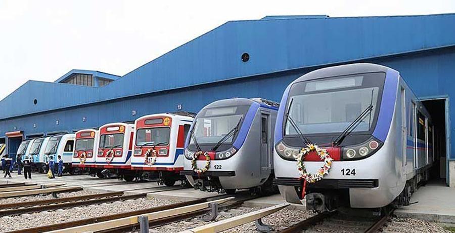 قطار ارم خودکششی رجا