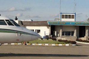 فرودگاه بین المللی پارس آباد استان اردبیل، پارس آباد