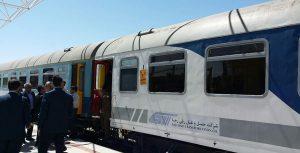 قطار 4 تخته لوکس طوس