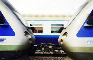 قطار ارم ریل باس