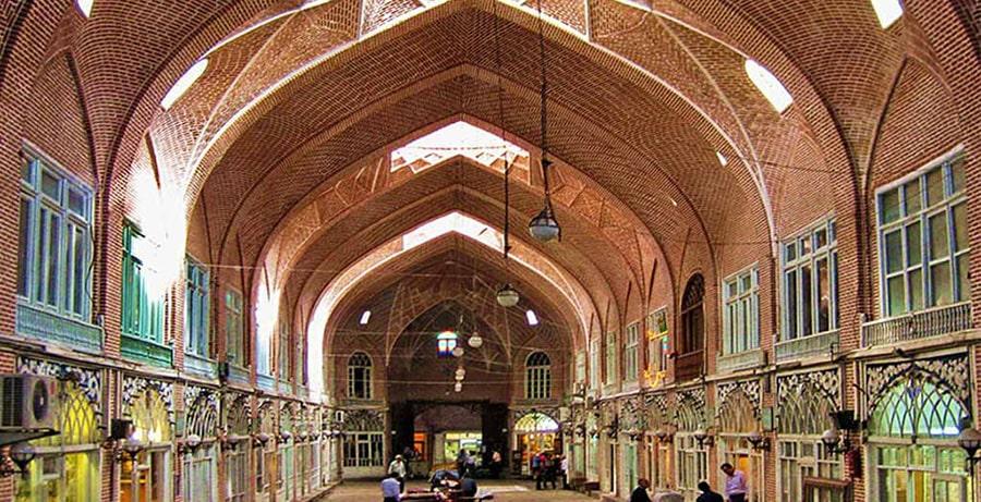 سفر به تبریز با قطار