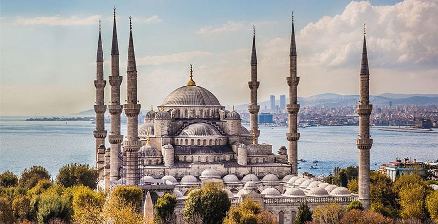 عکس شهر استانبول ترکیه