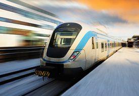 قطار سریع السیر تهران مشهد