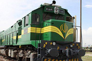 مسیر قطار اهواز مشهد