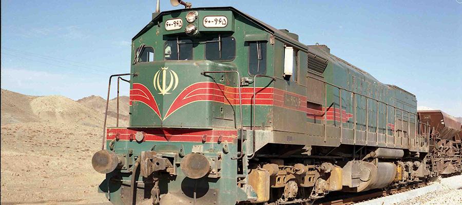 قطارهای مسیر اهواز مشهد