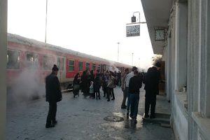 ایستگاه قطار تهران زنجان