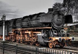 سرعت قطار در ایران