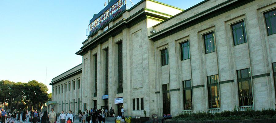 تاریخچه و معماری ایستگاه راه آهن تهران