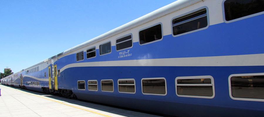 ویژگی های قطار پردیس - تنها قطار سریع السیر کشور