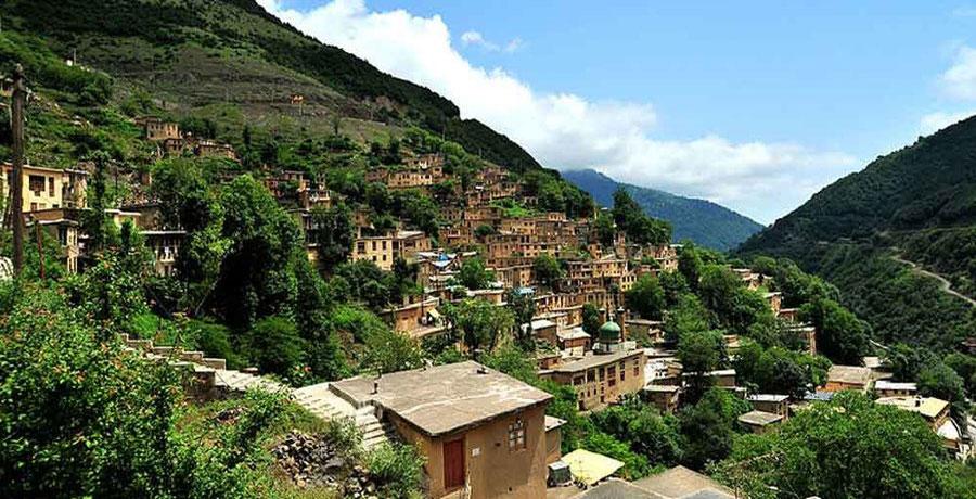 روستای لیامان لاهیجان