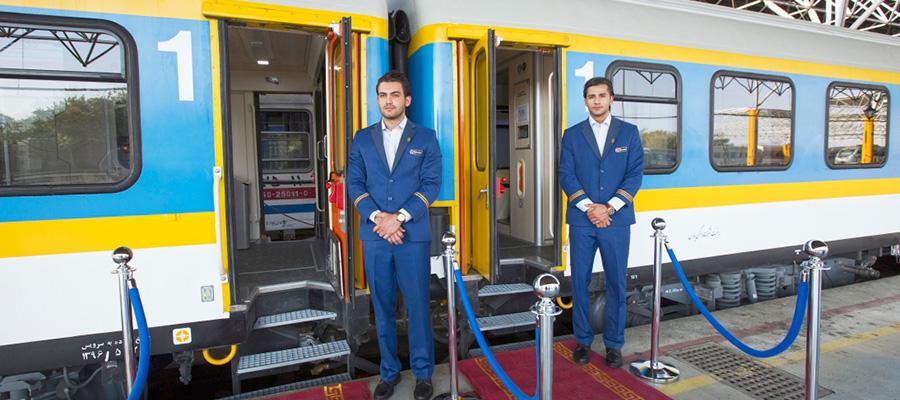 قطار غدیر، بهترین قطار ریل ترابر سبا