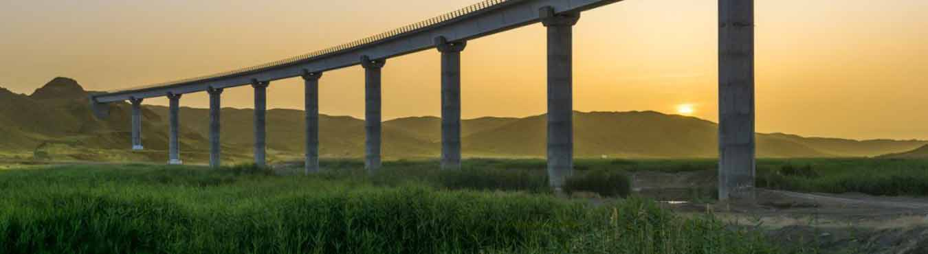 راه اهن شهر جدید پرند