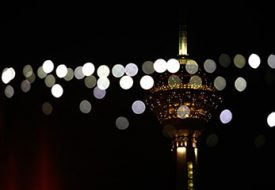 بهترین زمان تهران گردی