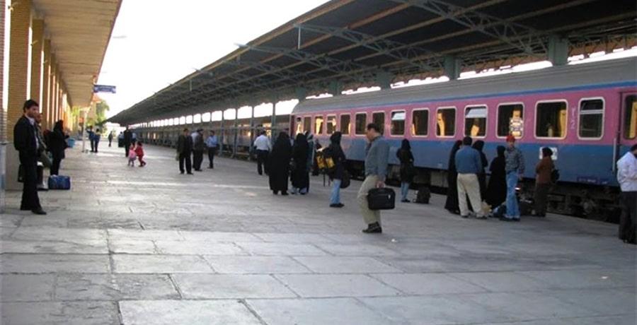 قطار کرمانشاه به تهران قطار 6 تخته پارسی