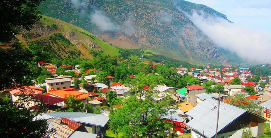 روستای جواهر ده رامسر