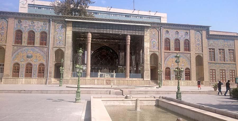 عمارت کاخ مرمر در ساری
