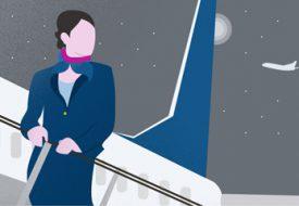 حقوق مهماندار هواپیما در سال جدید به همراه نکات مهم دیگر