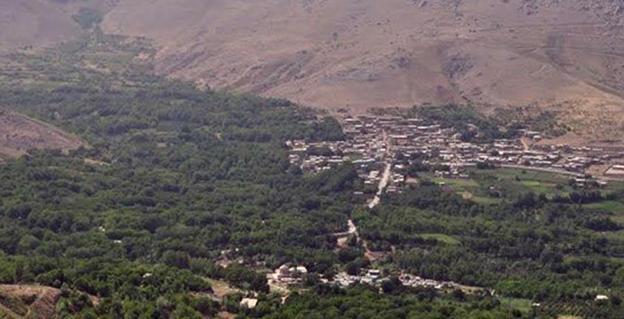 دره دوزخ همدان