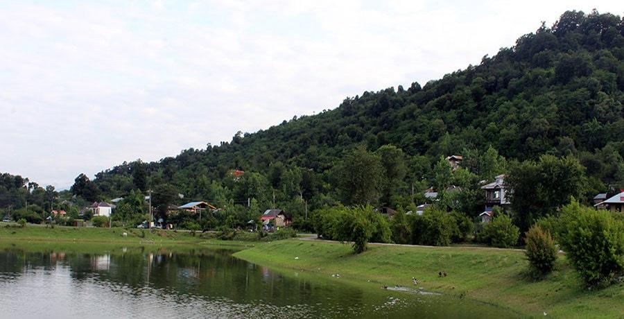 روستای گلرودبار لاهیجان