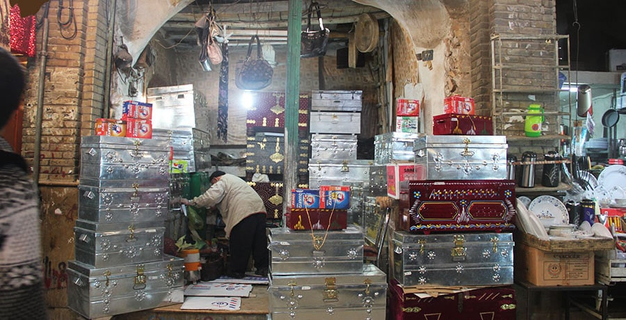 بازارهای سنتی مشهد