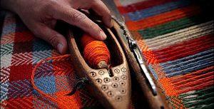 صنایع دستی سرعین جاجیم بافی
