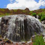 آبشار زیبایی در سرعین