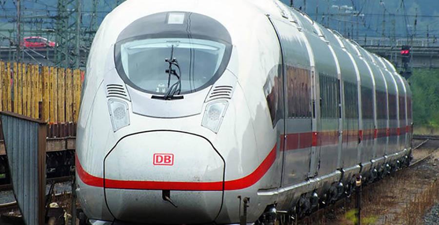 قطار حومه ای ارم ریل باس