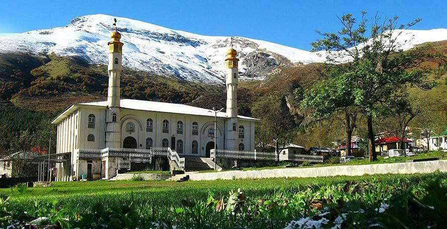 مکان های مذهبی ساری