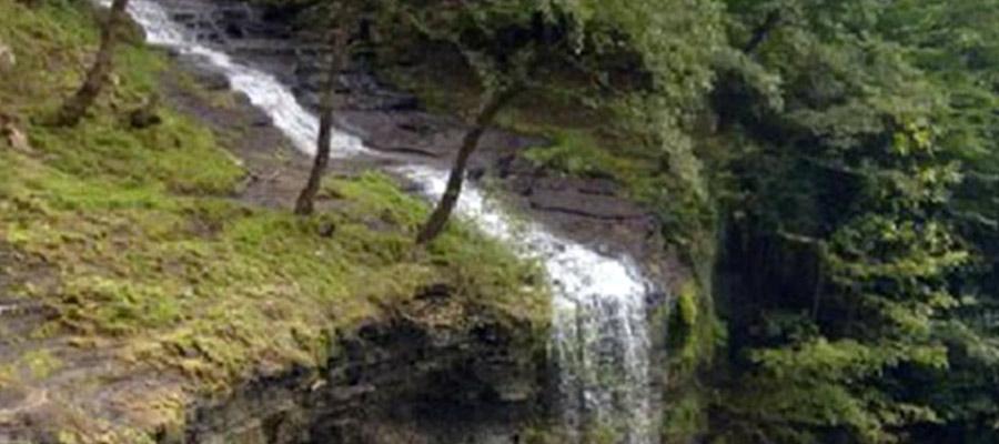 لاتون یکی از زیباترین آبشارهای شهر دزفول