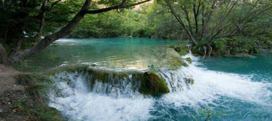 نکا زیباترین رودخانه ایران