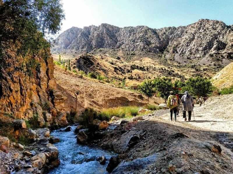 جاهای دیدنی طبیعی نزدیک مشهد