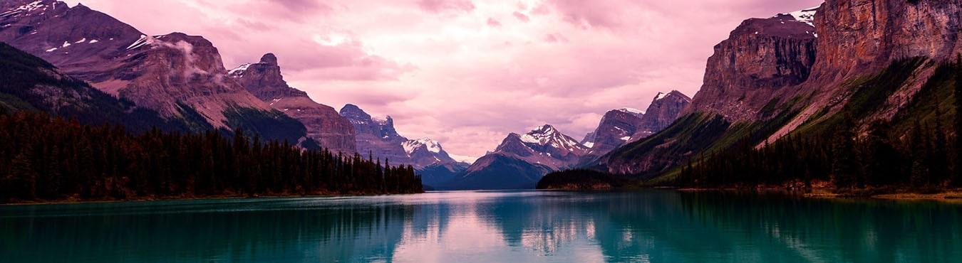 دریاچه های زیبای دنیا